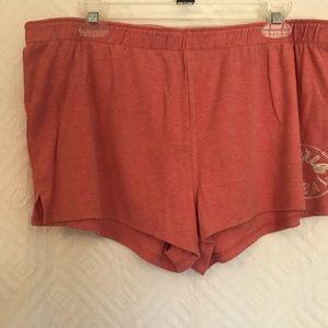 Aerie Real Elastic Waist Shorts XL
